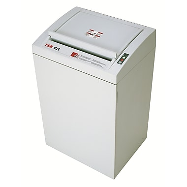 HSM® Classic 411.2L5 17 - 19 Sheet Cross-Cut Shredder