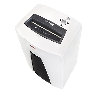 HSM® Securio C18S 17 - 19 Sheet Strip-Cut Shredder