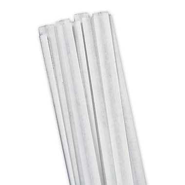 4in. Paper Twist Tie, White