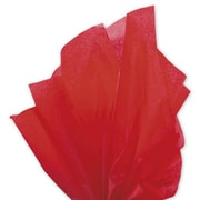 """20"""" x 30"""" Solid Tissue Paper, Scarlet"""