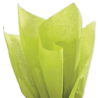 20in. x 30in. Solid Tissue Paper, Aloe