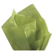 "20"" x 30"" Solid Tissue Paper, Green Tea"