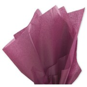20 x 30 Solid Tissue Paper, Cabernet