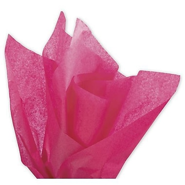 20in. x 30in. Solid Tissue Paper, Boysenberry