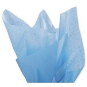 "20"" x 30"" Solid Tissue Paper, Pacific Blue"