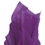 """20"""" x 30"""" Solid Tissue Paper, Plum"""