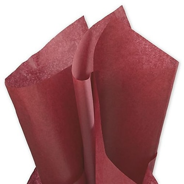 20in. x 30in. Solid Tissue Paper, Mulberry