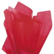 20 x 30 Solid Tissue Paper, Cherry Red