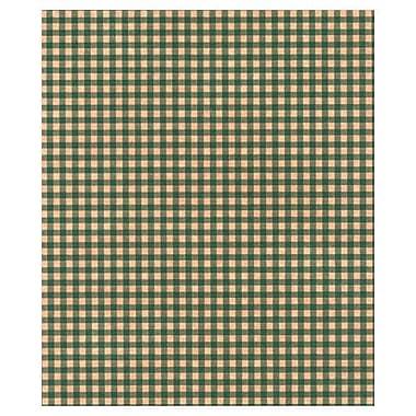 Gingham Kraft Tissue Paper, 20