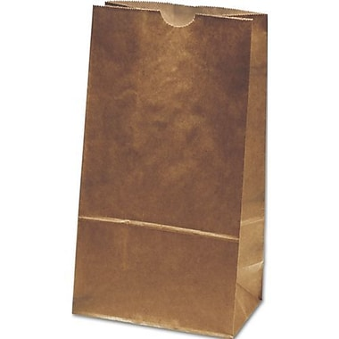 8lb Hardware Bag, Kraft