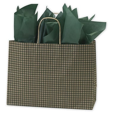 Gingham Printed Shoppers, 16
