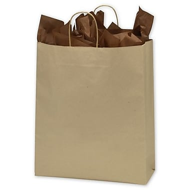 16in. x 6in. x 19in. Oatmeal Shoppers, Kraft