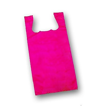Unprinted T-Shirt Bags, 23in. x 11 1/2in. x 7in.