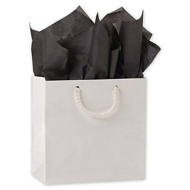 Euro-Shoppers laminé glacé 6 1/2 x 3 1/2 x 6 1/2 po, blanc, 200/paquet