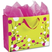 "16"" x 6"" x 12"" Candy Willow Euro-Shoppers, Pink"