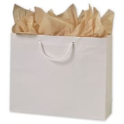 "Matte Laminated Euro-Shoppers, 13"" x 16"" x 4-3/4"", 100/Pack"