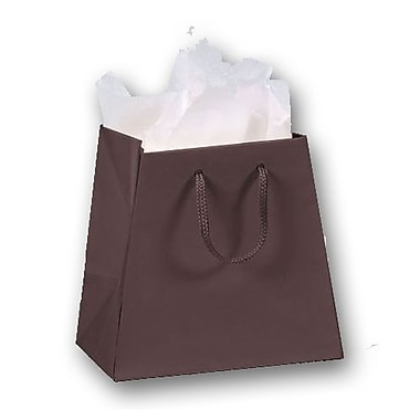 Matte Laminated Inverted Trapezoid Euro-Shoppers, 6in. x 4 1/2in.