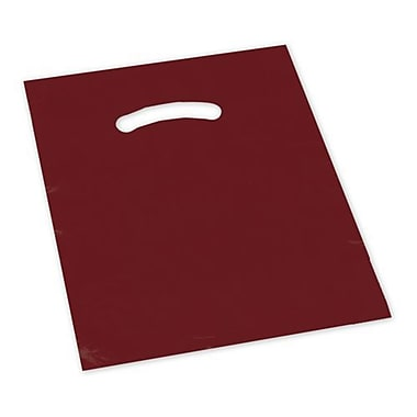 BG Die-Cut Handle Bags, 18in. x 18in. + 4in.
