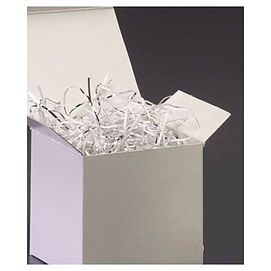 7in. x 7in. x 7in. One-Piece Gift Boxes, White