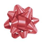 """2 3/4"""" Splendorette® Star Bows, Red"""