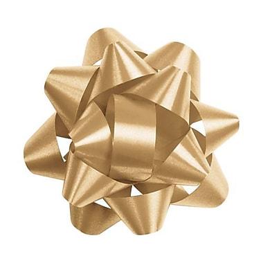 SplendoretteMD – Choux pour cadeaux de 2 3/4 po, doré, 200/paquet