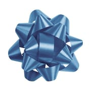 "2 3/4"" Splendorette® Star Bows, Royal Blue"