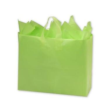 Sacs givrés à haute densité, 16 x 6 x 12 po, citron vert, 250/paquet