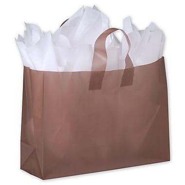 Frosted High Density Shoppers, 16