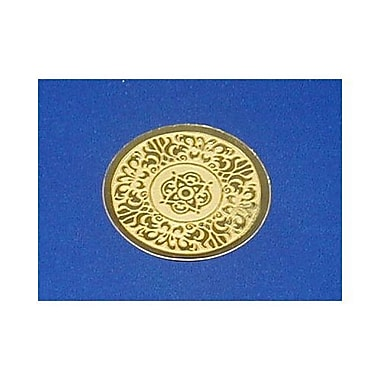 1 7/8in. Medallion Seal, Gold