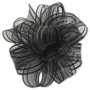 3 Fasbos Bows, Black