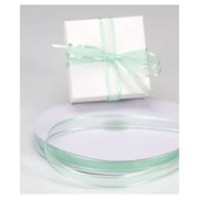 "Organza Satin Edge Ribbons, 5/8"" x 100 yds."
