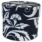 "4 1/4"" x 5"" Bloomin' Love Mod Boxes, Black/White"