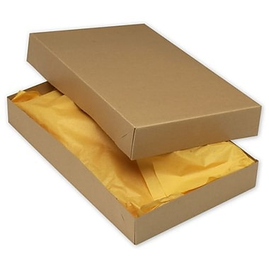 Two-Piece Apparel Boxes, 17in. x 11in. x 2 1/2in.
