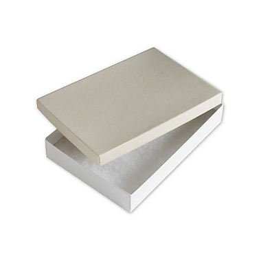 5 7/16in. x 3 1/2in. x 1in. Eco-Friendly Jewelry Boxes, Desert Haze