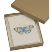 6 x 5 x 1 Kraft Jewelry Boxes, Natural