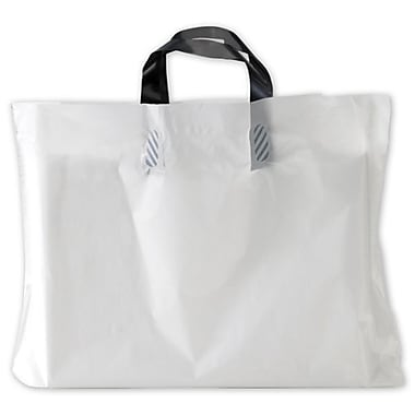 13in. x 21in. x 10in. AmeritoteTM Food Service Bags, White