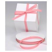 5/8 x 100 yds. Grosgrain Ribbon, Shell Pink