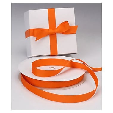 7/8in. x 100 yds. Grosgrain Ribbon, Orange