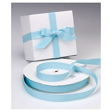 7/8in. x 100 yds. Grosgrain Ribbon, Light Blue