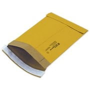 "Paper 10""H x 6""W Jiffy Self-Seal Padded Mailers, Yellow, 250/Pack"