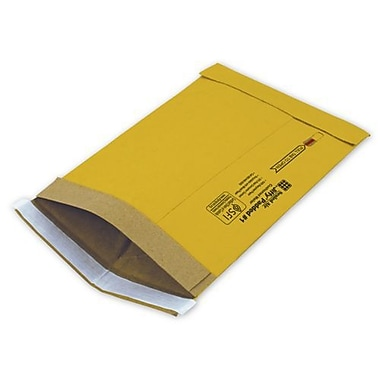 Paper 12in.H x 7.25in.W Jiffy Self-Seal Padded Mailers, Yellow, 100/Pack