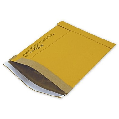 8 1/2in. x 12in. Jiffy Self-Seal Padded Mailer, Yellow