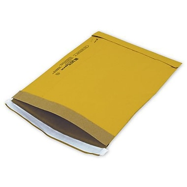 9 1/2in. x 14 1/2in. Jiffy Self-Seal Padded Mailer, Yellow