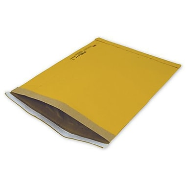 Paper 19in.H x 12.5in.W Jiffy Self-Seal Padded Mailers, Yellow, 50/Pack