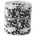 Crinkle Paper Damask Ribbons, 1 1/2in. x 25 yds.