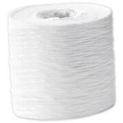 "1 1/2"" x 25 yds. Crinkle Paper Ribbon, White"
