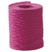 "1 1/2"" x 25 yds. Crinkle Paper Ribbon, Beauty"