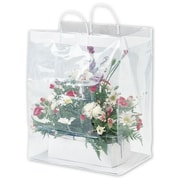 13 x 11 x 19 Floral Packaging Bags, Clear