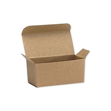Bags & Bows® 2 5/8in. x 1 5/16in. x 1 1/4in. Ballotin Candy Boxes