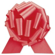 8 Pull Bows, Red